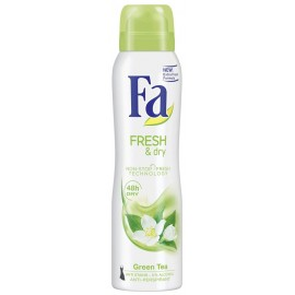 Fa Fresh & Dry Αποσμητικό Spray Green Tea 150ml