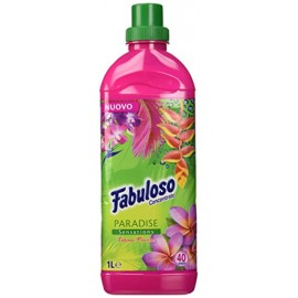 Fabuloso Μαλακτικό Ρούχων Paradise Sensations 1L 40MEZ