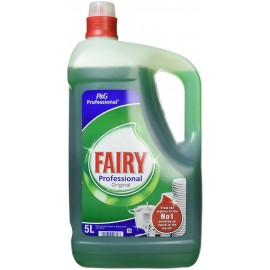 Fairy Original Professional Υγρό Πιάτων 5L