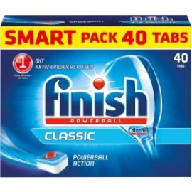Finish Powerball 39τεμ Ταμπλέτες Πλυντηρίου Πιάτων