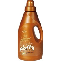Flos Ploffy Deluxe Χρυσό - Μαλακτικό Ρούχων 1.85L