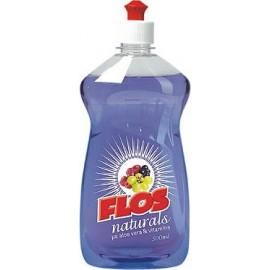 Flos Naturals - Υγρό πιάτων 500ml