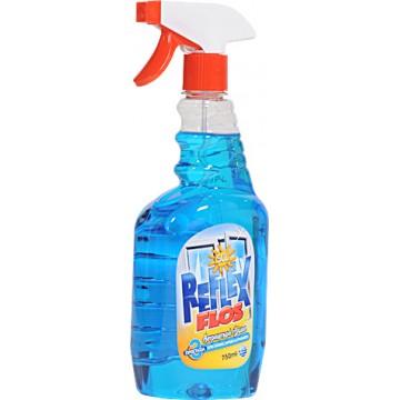 Flos Reflex Καθαριστικό Τζαμιών Blue 750ml