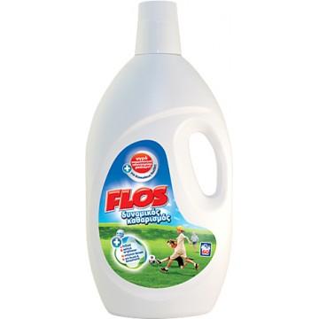 Flos Υγρό Πλυντηρίου Ρούχων 3L 60 MEZ