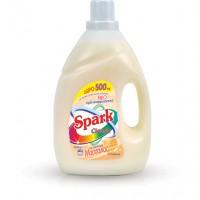 Spark Classic Υγρό Πλυντηρίου Με Σαπούνι Μασσαλίας 3L 50MEZ