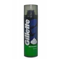 Gillette Αφρός Ξυρίσματος Menthol 300ml