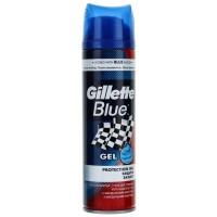 Gillette Gel Ξυρίσματος Blue Protection 200ml