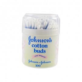Johnson's Μπατονέτες Βαζάκι 100 Τεμ