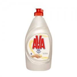 Ava Perle Υγρό Πιάτων Λεμόνι 450ml