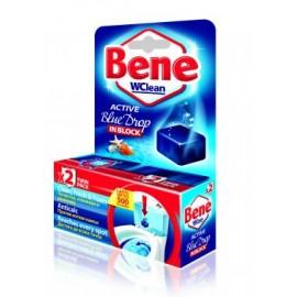 Bene WC Block Active Drop Blue Χείμαρος 2Χ50GR