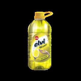 Elvi Gel+Softener Υγρό Πιάτων Κίτρινο 5L