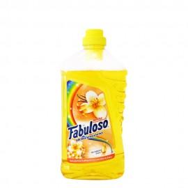 Fabuloso Aroma Sensations Υγρό Γενικού Καθαρισμού Βανίλια Νότες Πορτοκαλιού 1L