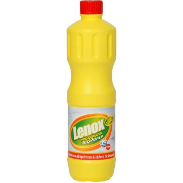 Flos Lenox Ultra Χλωροκαθαριστικό Κίτρινο 1250ml