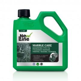 New Line Καθαριστικό Μαρμάρων Γρανιτών Colour Marble 1L
