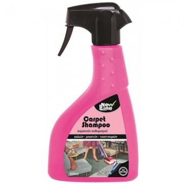 Carpet Shampoo Σαμπουάν Καθαρισμού Χαλιών Μοκετών Spray 500ml
