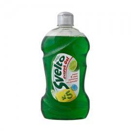 Svelto Gel Υγρό Απορρυπαντικό Πιάτων Λεμόνι 500ml