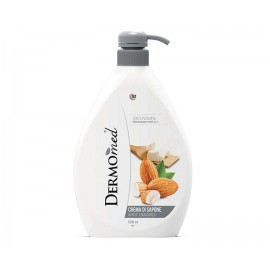 Dermomed Κρεμοσάπουνο Karite & Almond 1L