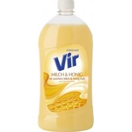 Vir Κρεμοσάπουνο Μέλι και Γάλα Ανταλλακτικό 1L
