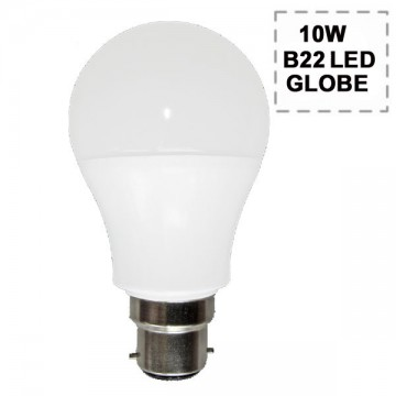 BRAND Λάμπα LED 10W 950LM B22 6000K