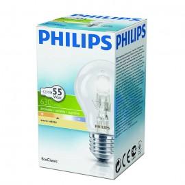 Philips Λάμπα Αλογόνου Eco Classic E27 42W (55W)