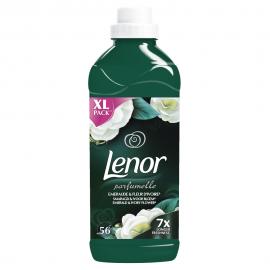 Lenor Μαλακτικό Ρούχων EMERALD & IVORY FLOWER 1400ml 56ΜΕΖ