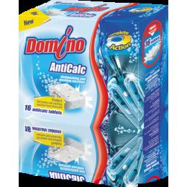 Domino Αποσκληρυντικό Νερού Πλυντηρίου Ρούχων Ταμπλέτα 15ΤΕΜ