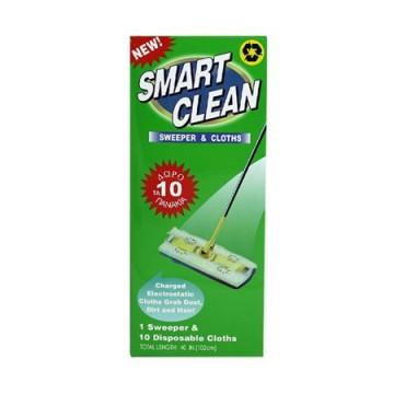 Forakl Smart Clean Σύστημα Για Πανάκια Ξεσκονίσματος +Δώρο 10 Πανάκια