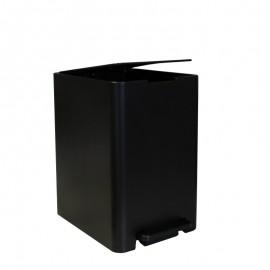 Κάδος Μπάνιου Πλαστικός Με Εσωτερικό Κάδο 7lt Soft Close