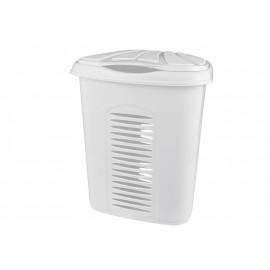 Καλάθι Απλύτων Πλαστικό 50L 45εκ X 34,5εκ Χ Υ51εκ