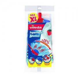 Vileda 3 Action Σφουγγαρίστρα Τριπλή Δράση