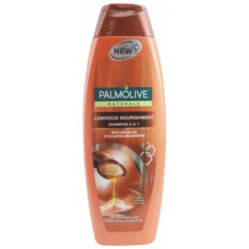 Palmolive Naturals Σαμπουάν Luminous Argan Oil 350ml