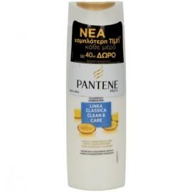 Pantene Pro-V Clean & Care Σαμπουάν 400ml