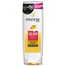 Pantene Colour Protect Conditioner 300ml+150ml Δώρο