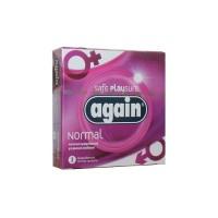 Προφυλακτικά Again Normal 3 τεμ