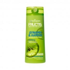 Fructis Σαμπουάν Δύναμη & Λάμψη Κανονικά Μαλλιά 400ml