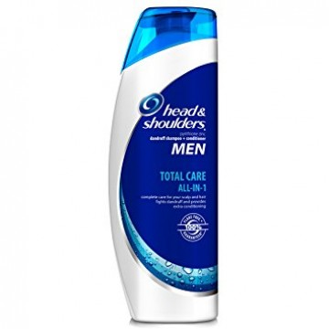 Head & Shoulders Men Total Care Σαμπουάν 400ml