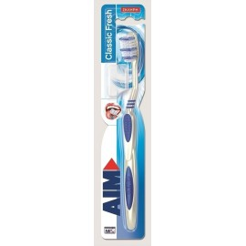 AIM Οδοντόβουρτα Classic Fresh Σκληρή