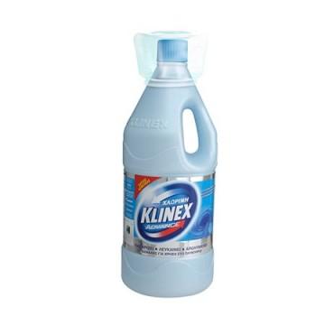 Klinex Advance Υγρό Πλυντηρίου Ρούχων Με Χλώριο 2L