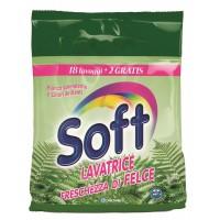 Soft Σκόνη Πλυντηρίου Φρεσκάδα Φτέρης 20MEZ