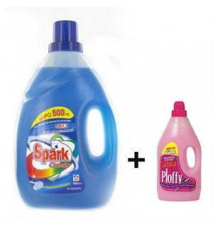 Spark Classic Liquid Laundry Detergent 3L 50D