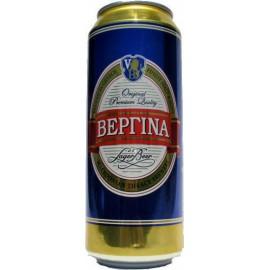 Βεργίνα Lager Μπύρα Κουτί 500ml