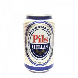 Pils Hellas Μπύρα Κουτί 300ml