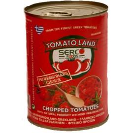 Serco Tomato Land Ψιλοκομμένες Τομάτες 400gr