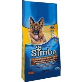 Simba Κροκέτα Σκύλου Με Κοτόπουλο 20Kgr