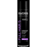 Syoss Spray Λακ Μαλλιών Full Hair 5 400ml