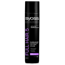 Syoss Spray Λακ Μαλλιών Full Hair 5 400ml