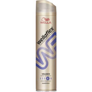 Wellaflex Spray Λακ Μαλλιών Δυνατό Ν.4 250ml