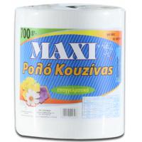 Maxi Χαρτί Κουζίνας 2φυλλοX340φ 700gr
