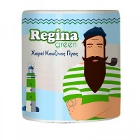 Regina Green Χαρτί Κουζίνας 40m 310gr