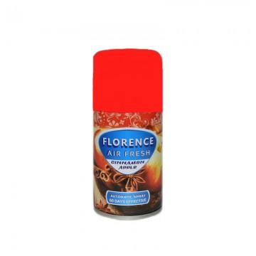 Florence Αρωματικό Χώρο Μήλο Κανέλλα Ανταλλακτικό 260ml